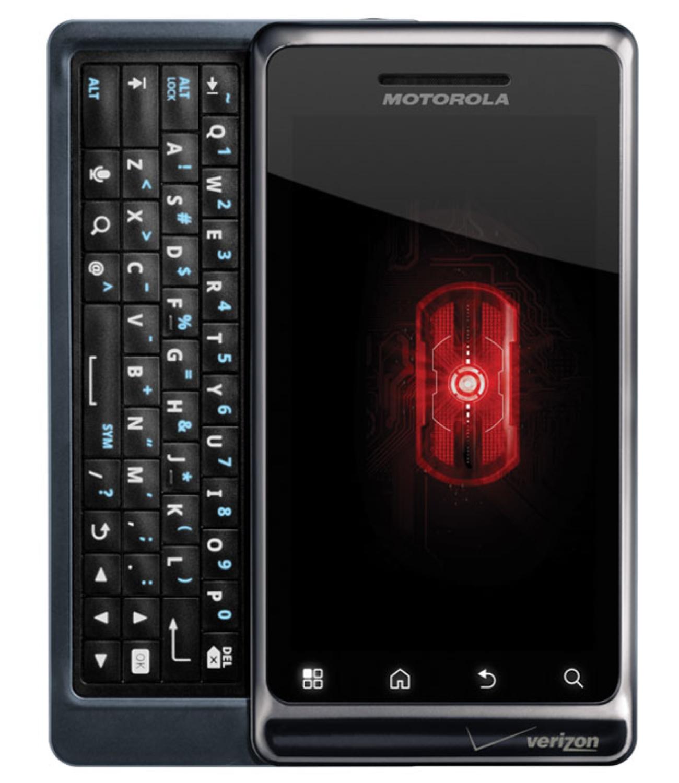 DROID 2 GLOBAL A956 - 8GB - BlUE (Verizon) Smartphone CDMA Page Plus